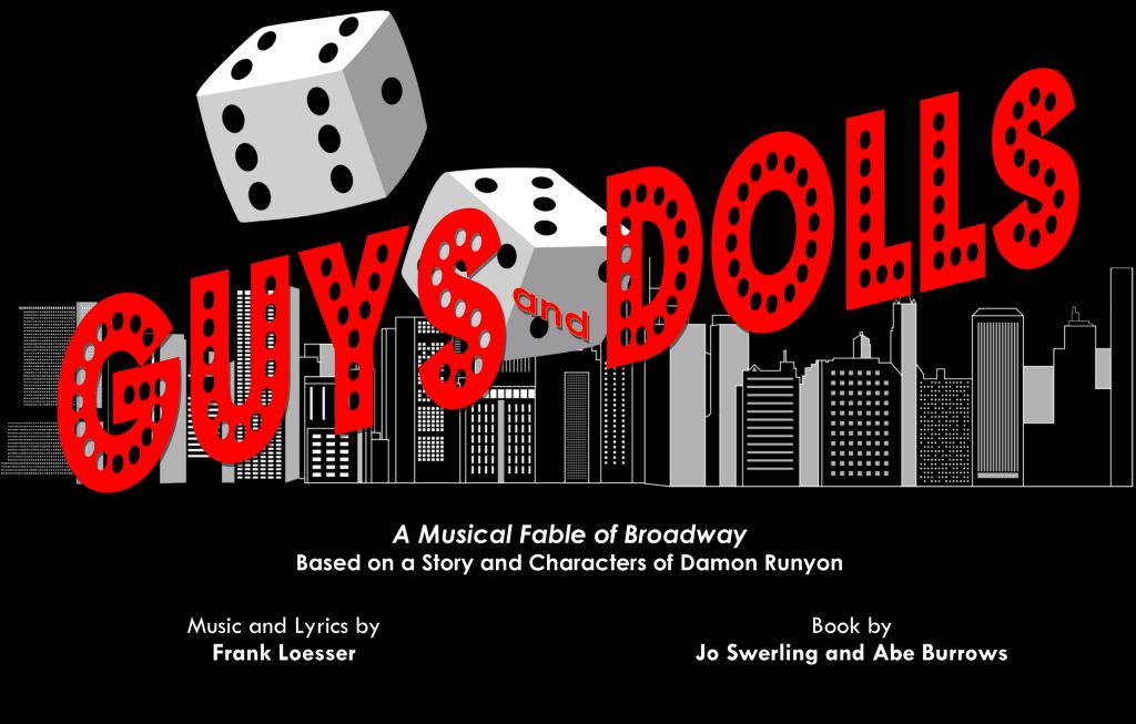 Logo--Guys and Dolls